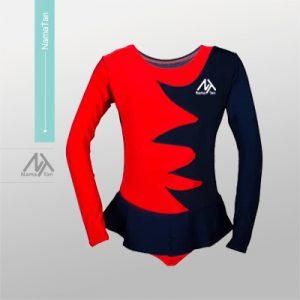 لباس ژیمناستیک دخترانه 4036