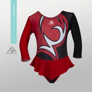لباس ژیمناستیک دخترانه 4044