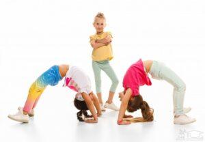 مزایای ژیمناستیک برای کودکان